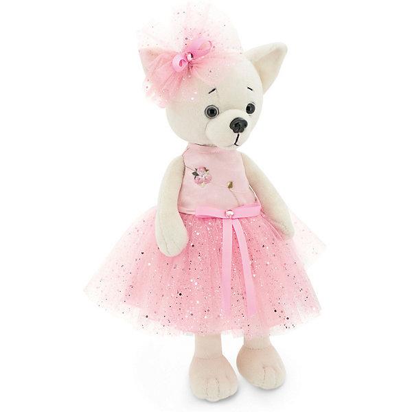 Купить Мягкая игрушка Orange Собачка Lucky Lili: Блеск , 25 см, Китай, Унисекс