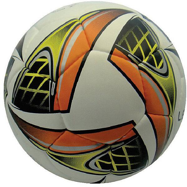 Футбольный мяч Atlas  Leader, размер 5Мячи детские<br>Характеристики:<br><br>• тип игрушки: футбольный мяч;<br>• возраст: от 3 лет;<br>• цвет: белый, золотой;<br>• количество панелей: 32;<br>•  количество подкладочных слоев: 4;<br>• диаметр: 68 см;<br>• тип соединения панелей: сшитый;<br>• материал: полиуретан;<br>• размер: 5;<br>• вес: 425 гр;<br>• бренд: Atlas.<br><br>Футбольный мяч Atlas  Leader, размер 5 предназначен для проведения соревнований и игр команд среднего и любительского уровней, отлично подходит и для интенсивных тренировок. Покрышка выполнена из глянцевой синтетической кожи (полиуретан), ручная сшивка, 32 панели, 4 подкладочных слоя, размер 5 (68см).<br> <br>Подходит для игры на любых поверхностях, но особенно рекомендуется для натуральных и искусственных газонов, полей с синтетическим покрытием различной степени жесткости. Подходит для игры в любых погодных условиях.<br><br>Футбольный мяч Atlas  Leader, размер 5 можно купить в нашем интренте-магазине.<br>Ширина мм: 230; Глубина мм: 230; Высота мм: 80; Вес г: 425; Возраст от месяцев: 36; Возраст до месяцев: 2147483647; Пол: Мужской; Возраст: Детский; SKU: 7687370;