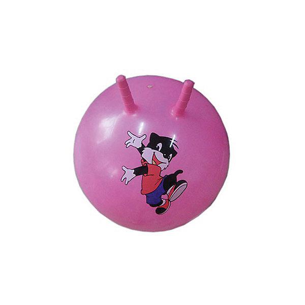 Мяч-попрыгун Z-Sports  с рожками, 55смМячи детские<br>Характеристики:<br><br>• тип игрушки: мяч-попрыгун с рожками;<br>• возраст: от 3 лет;<br>• диаметр: 55 см;<br>• комплектация: без насоса;<br>• материал: поливинилхлорид;<br>• максимальный вес пользователя: 60 кг;<br>• вес: 650 гр;<br>• бренд: Z-Sports.<br>   <br>Мяч-попрыгун Z-Sports  с рожками, 55см- тренажер для развития мышц, координации движений и чувства равновесия. Попрыгун изготовлен из очень прочного и безопасного материала и может надуваться обычным насосом (поставляется в сдутом виде). <br><br>На нем очень удобно сидеть, а еще он великолепно подойдет для активных занятий – прыжков и скачек, зарядки и веселых игр! Попрыгун является не просто прыгающей надувной игрушкой, но и отличным спортивным снарядом для развития мышечного корсета, укрепления спины, мышц таза и ног, улучшения координации и чувство равновесия ребёнка.<br><br> Мяч-попрыгун Z-Sports  с рожками, 55см можно купить в нашем интернет-магазине.<br>Ширина мм: 170; Глубина мм: 90; Высота мм: 220; Вес г: 650; Возраст от месяцев: 36; Возраст до месяцев: 2147483647; Пол: Унисекс; Возраст: Детский; SKU: 7687374;