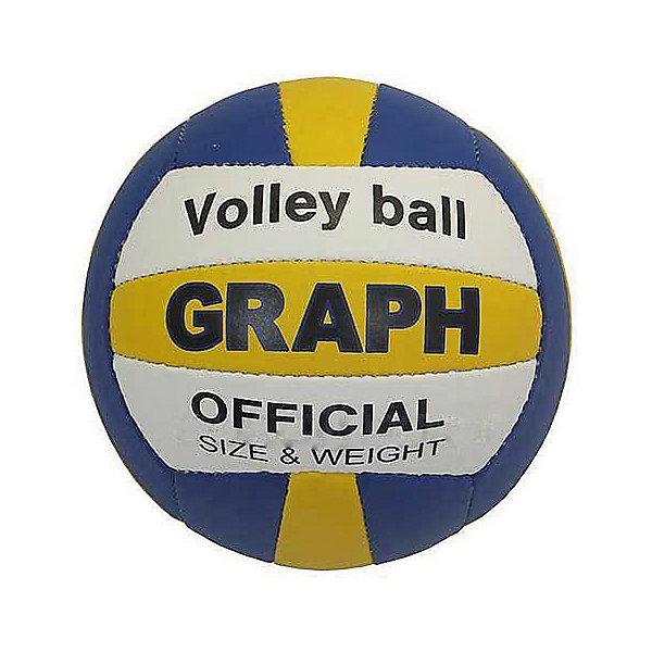 Волейбольный мяч AtlasМячи детские<br>Характеристики:<br><br>• тип игрушки: волейбольный мяч;<br>• возраст: от 3 лет;<br>• цвет: белый, синий, желтый;<br>• диаметр: 62 см;<br>• тип соединения панелей: сшитый;<br>• материал: полиуретан;<br>• размер: 5;<br>• вес: 260 гр;<br>• бренд: Atlas.<br><br>Волейбольный мяч Atlas отлично подойдет для тренировок и любительских игр. Включает в себя  бутиловую камеру, имеет ручную сшивку, 18 панелей, 2 подкладочных слоя. Вес мяча составляет 260-280 гр. Основной материал, из которого изготовлен мяч для волейбола – синтетическая кожа. <br><br>Волейбольный мяч Atlas  можно купить в нашем интернет-магазине.<br>Ширина мм: 200; Глубина мм: 200; Высота мм: 75; Вес г: 260; Возраст от месяцев: 36; Возраст до месяцев: 2147483647; Пол: Унисекс; Возраст: Детский; SKU: 7687396;