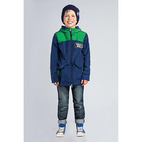Купить Куртка-парка BOOM by Orby для мальчика, Россия, темно-синий, 116, 110, 104, 98, 158, 152, 146, 140, 134, 128, 122, Мужской