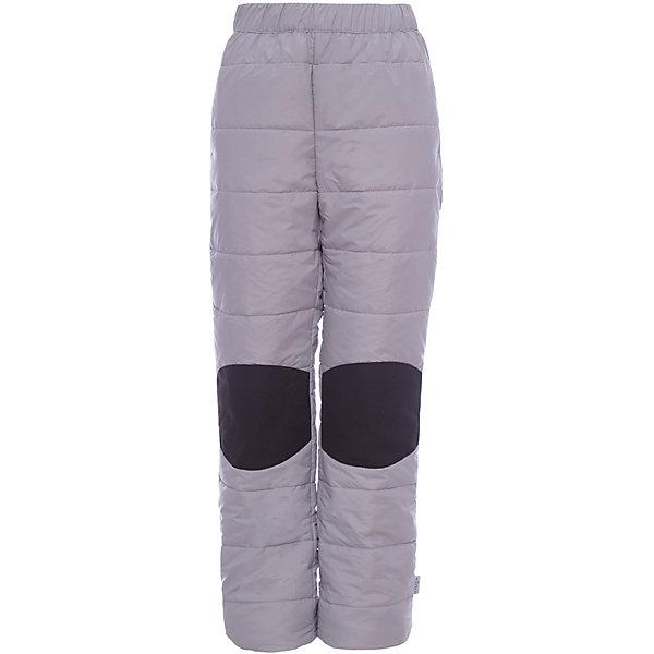 Брюки BOOM by Orby для девочкиВерхняя одежда<br>Характеристики товара:<br><br>• цвет: серый;<br>• ткань верха: таффета стеганая (100% ПЭ);<br>• отделка: таслан pu milky (100% ПЭ);<br>• подкладка: поликоттон; ПЭ пуходержащий  (90% хлопок, 10% ПЭ);<br>• утеплитель: Flexy Fiber 80 г/м2;<br>• сезон: демисезон;<br>• температурный режим: от -5 до +10°С;<br>• усиленная зона коленей;<br>• два кармана;<br>• тип: стеганые;<br>• модель: зауженные;<br>• страна бренда: Россия.<br><br>Брюки BOOM by Orby для девочки - - незаменимая вещь на межсезонье. Зона коленей усилена износостойкой тканью таслан для защиты от истирания. Стильная, слегка зауженная к низу модель. Теплые стеганые брюки - идеальный вариант для прогулок, сочетаемый с большим количеством верхней одежды и обувью.<br><br>Брюки BOOM by Orby (Бум бай Орби) для девочки можно купить в нашем интернет-магазине.<br>Ширина мм: 215; Глубина мм: 88; Высота мм: 191; Вес г: 336; Цвет: серый; Возраст от месяцев: 144; Возраст до месяцев: 156; Пол: Женский; Возраст: Детский; Размер: 158,86,92,98,104,110,116,122,128,134,140,146,152; SKU: 7708948;