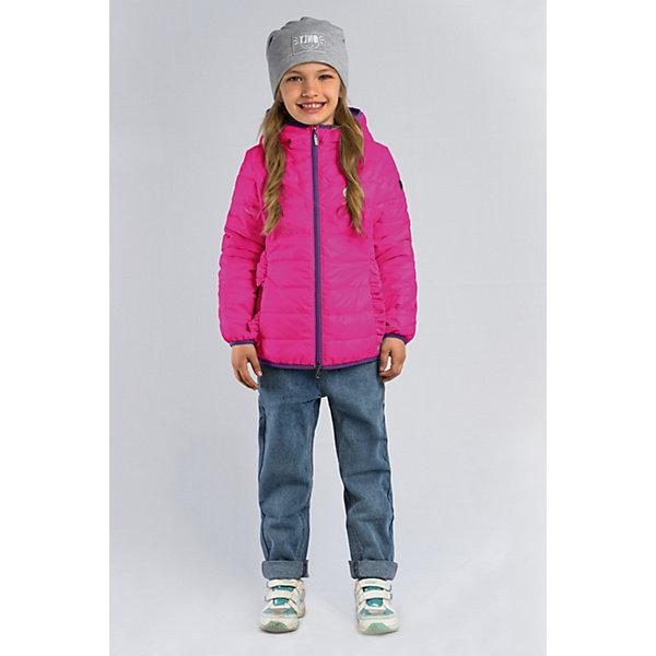 Куртка BOOM by Orby для девочкиВерхняя одежда<br>Характеристики товара:<br><br>• цвет: розовый;<br>• ткань верха: tаффета oil cire pu (100 % ПЭ);<br>• подкладка: поликоттон; ПЭ пуходержащий (90% хлопок, 10% ПЭ);<br>• утеплитель: FiberSoft 150 г/м2;<br>• сезон: демисезон;<br>• температурный режим: от -5 до +10°С;<br>• эластичные манжеты;<br>• два кармана;<br>• контрастная молния; <br>• особенности: рюши по бокам, нашивка на рукаве;<br>• тип куртки: стеганая;<br>• капюшон: несъемный;<br>• страна бренда: Россия.<br><br>Стеганая куртка BOOM by Orby для девочки выполнена из практичной и износостойкой ткани. Лёгкая стёганая куртка в любимых малышками цветах, с оригинальными рюшами по бокам - станет отличным дополнением к многочисленным образам и стилю. Гипоаллергенный утеплитель защитит в прохладную погоду. Подойдет для активных игр и прогулок, а также для повседненой носки в школу/сад. <br><br>Стеганую куртку BOOM by Orby (Бум бай Орби) для девочки можно купить в нашем интернет-магазине.<br>Ширина мм: 356; Глубина мм: 10; Высота мм: 245; Вес г: 519; Цвет: розовый; Возраст от месяцев: 60; Возраст до месяцев: 72; Пол: Женский; Возраст: Детский; Размер: 116,110,170,164,158,152,146,104,98,140,134,128,122; SKU: 7709108;