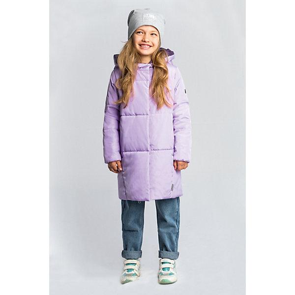 Пальто BOOM by Orby для девочкиВерхняя одежда<br>Характеристики товара:<br><br>• цвет: сиреневый/фиолетовый;<br>• ткань верха: твил (100% ПЭ);<br>• подкладка: поликоттон; ПЭ пуходержащий (90% хлопок, 10% ПЭ);<br>• утеплитель: Flexy Fiber 150 г/м2;<br>• сезон: демисезон;<br>• температурный режим: от -5 до +10°С;<br>• два кармана;<br>• особенности: нашивка на груди;<br>• тип: пальто, стеганое;<br>• капюшон: несъемный;<br>• страна бренда: Россия.<br><br>Удлиненное пальто BOOM by Orby для девочки выполнено в актуалных цветах сезона, и отлично подойдет для повседневной носки в прохладное межсезонье. Гипоаллергенный утеплитель защитит от ветра и холода. Утепленное пальто овального силуэта из практичной износостойкой ткани твил. Особенность модели - объёмный капюшон-воротник. <br><br>Удлиненное пальто BOOM by Orby (Бум бай Орби) для мальчика можно купить в нашем интернет-магазине.<br>Ширина мм: 356; Глубина мм: 10; Высота мм: 245; Вес г: 519; Цвет: сиреневый; Возраст от месяцев: 120; Возраст до месяцев: 132; Пол: Женский; Возраст: Детский; Размер: 146,152,158,110,98,104,116,122,128,134,140; SKU: 7709162;