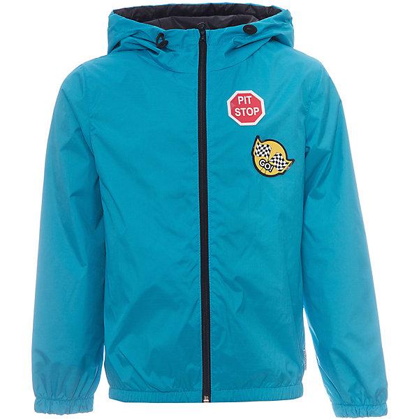 Купить Куртка BOOM by Orby для мальчика, Россия, голубой, 134, 128, 122, 116, 110, 104, 98, 92, 86, 158, 152, 146, 140, Мужской