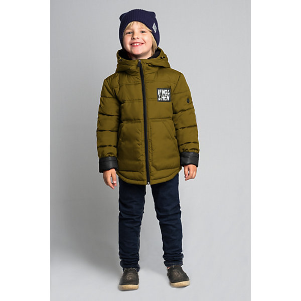 Купить Куртка BOOM by Orby для мальчика, Россия, хаки, 134, 128, 98, 122, 116, 110, 104, 170, 164, 158, 152, 146, 140, Мужской