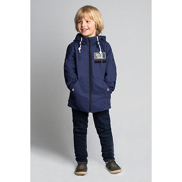 Купить Куртка BOOM by Orby для мальчика, Россия, темно-синий, 140, 134, 128, 122, 116, 110, 104, 98, 92, 86, 158, 152, 146, Мужской