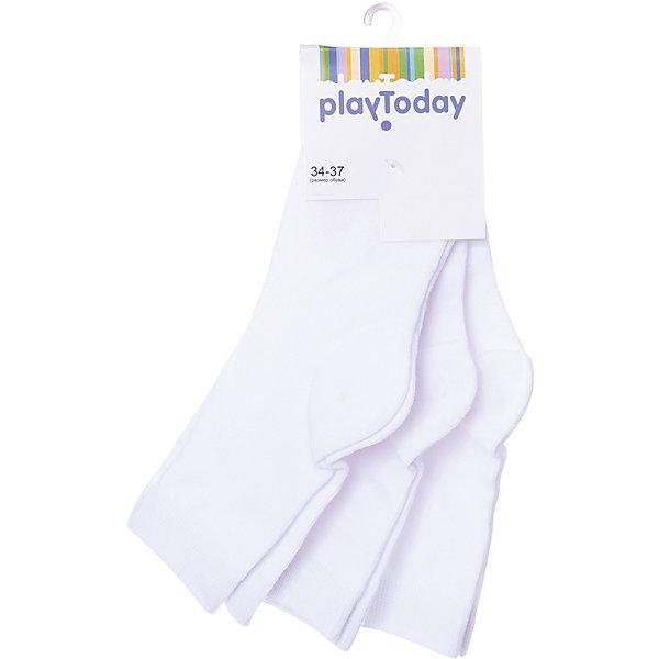 Носки PlayToday для мальчикаНосочки и колготки<br>Носки PlayToday для мальчика<br>Носки мягкие, из  натуральных материалов. Хорошо пропускают воздух,  позволяя коже дышать.<br>Состав:<br>75% хлопок, 22% нейлон, 3% эластан<br>Ширина мм: 87; Глубина мм: 10; Высота мм: 105; Вес г: 115; Цвет: белый; Возраст от месяцев: 21; Возраст до месяцев: 24; Пол: Мужской; Возраст: Детский; Размер: 24,22,18,16; SKU: 7715392;