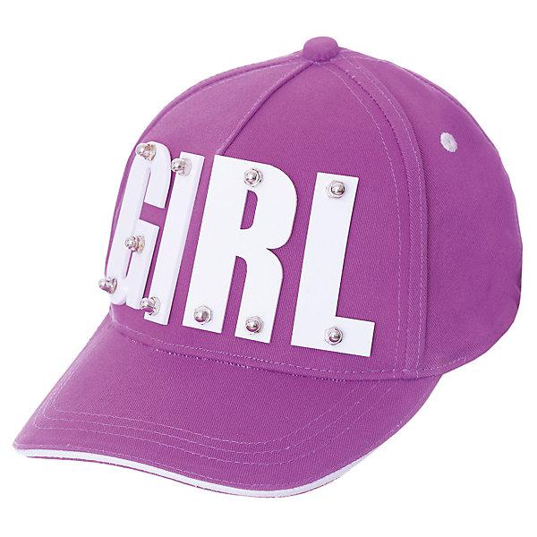 Купить Кепка PlayToday для девочки, Китай, розовый, 54, 56, 52, Женский