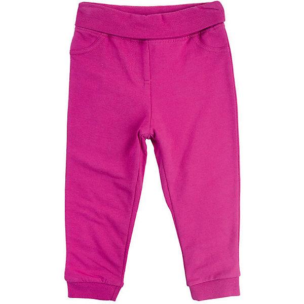 Брюки PlayToday для девочкиДжинсы и брючки<br>Брюки PlayToday для девочки<br>Спортивные брюки из натурального материала. Низ брючин оформлен манжетами. Пояс на широкой трикотажной резинке, при необходимости его можно подвернуть.<br>Состав:<br>95% хлопок, 5% эластан<br>Ширина мм: 215; Глубина мм: 88; Высота мм: 191; Вес г: 336; Цвет: розовый; Возраст от месяцев: 6; Возраст до месяцев: 9; Пол: Женский; Возраст: Детский; Размер: 74,80,98,86,92; SKU: 7717254;
