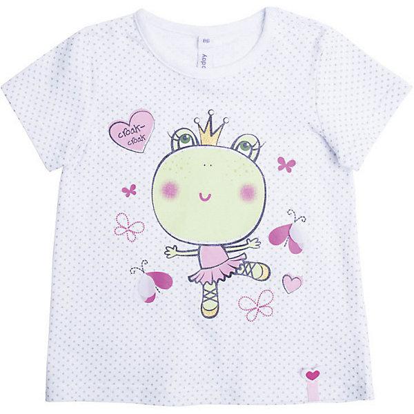 Купить Комплект PlayToday для девочки, Китай, белый, 80, 98, 92, 86, Женский