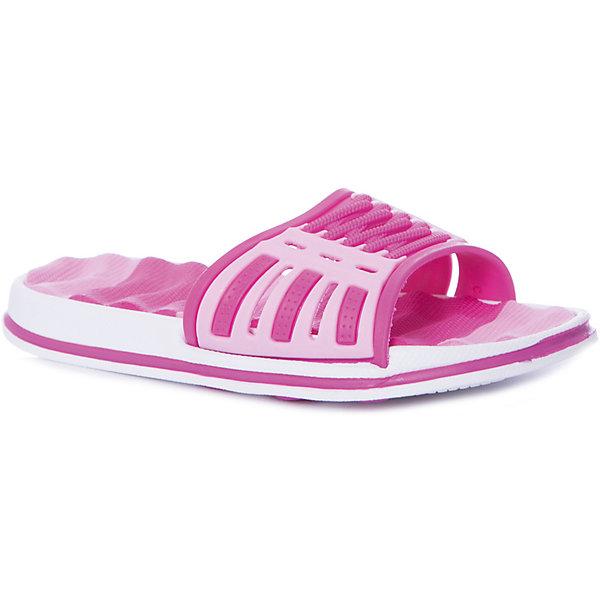 Шлепанцы Mursu для девочкиПляжная обувь<br>Характеристики товара:<br><br>• цвет: розовый;<br>• внешний материал: ПВХ;<br>• внутренний материал: ПВХ;<br>• стелька: ЭВА;<br>• подошва: ЭВА;<br>• сезон: лето;<br>• облегчённая модель;<br>• подходит для пляжа;<br>• подходит для занятий в бассейне;<br>• отверстия для вентиляции;<br>• устойчивая подошва;<br>• страна бренда: Финляндия.<br><br>Детям для правильного развития стопы и всего организма необходима качественная обувь. Эта удобная пляжная обувь поможет создать ногам ребенка комфортные условия, благодаря продуманной конструкции она отлично сидит на ноге. Это отличный вариант правильной и красивой детской обуви!<br><br>Шлёпанцы для девочки от финского бренда MURSU (МУРСУ) можно купить в нашем интернет-магазине.<br>Ширина мм: 225; Глубина мм: 139; Высота мм: 112; Вес г: 290; Цвет: розовый; Возраст от месяцев: 72; Возраст до месяцев: 84; Пол: Женский; Возраст: Детский; Размер: 32,31,30,35,34,33; SKU: 7722046;