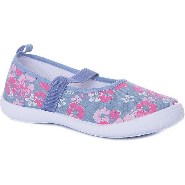 Туфли Mursu для девочкиТекстильные туфли<br>Характеристики товара:<br><br>• цвет: голубой/розовый принт<br>• материал верха: текстиль<br>• подклад: текстиль<br>• стелька: натуральная кожа<br>• подошва: ПВХ<br>• сезон:лето<br>• особенности модели: цветочный принт<br>• застежка: эластичная резинка<br>• анатомические<br>• страна бренда: Финляндия<br><br><br>Текстильные туфли Mursu можно использовать как сменную в детском саду, так и для прогулок в сухую погоду. Удобная форма позволяет быстро надеть и снять обувь. А красивый цветочный принт неприменно порадует вашу малышку.<br><br>Обувь Мурсу - это качественная финская продукция, которая помогает детям выглядеть модно и чувствовать себя удобно.<br><br>Текстильные туфли для девочки Mursu можно купить в нашем интернет-магазине.<br>Ширина мм: 227; Глубина мм: 145; Высота мм: 124; Вес г: 325; Цвет: голубой; Возраст от месяцев: 24; Возраст до месяцев: 36; Пол: Женский; Возраст: Детский; Размер: 26,25,30,29,28,27; SKU: 7723573;