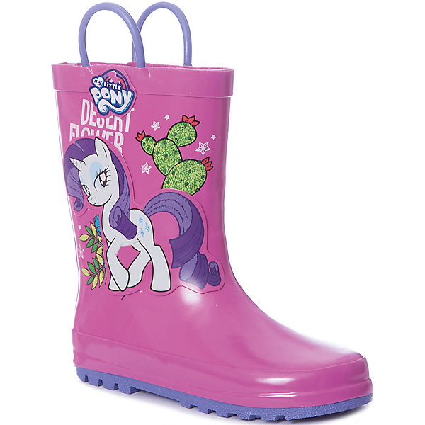 Резиновые сапоги Kakadu My little Pony для девочкиРезиновые сапоги<br>Характеристики товара:<br><br>• цвет: фуксия<br>• материал верха: резина<br>• подклад: хлопок<br>• стелька: хлопок<br>• подошва: резина<br>• сезон: демисезон<br>• температурный режим: от +5 до+20<br>• съемная стелька<br>• непромокаемые <br>• подошва не скользит <br>• анатомические <br>• страна бренда: Россия<br><br>Резиновые сапоги для детей от популярного бренда Kakadu отличаются модным внешним видом и высоким качеством. Эти резиновые сапоги для ребенка - со светодиодами в подошве. Хлопковая подкладка этих детских резиновых сапог позволяет ребенку чувствовать себя комфортно на протяжении долгого времени. <br><br>Резиновые сапоги «My little Pony» Kakadu (Какаду) для девочки можно купить в нашем интернет-магазине.<br>Ширина мм: 237; Глубина мм: 180; Высота мм: 152; Вес г: 438; Цвет: розовый; Возраст от месяцев: 36; Возраст до месяцев: 48; Пол: Женский; Возраст: Детский; Размер: 27,26,30,25,29,28; SKU: 7729330;