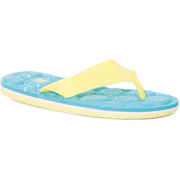 Шлепанцы Kakadu для девочкиПляжная обувь<br>Характеристики товара:<br><br>• цвет: желтый<br>• материал верха: ПВХ<br>• подошва: ЭВА<br>• сезон: лето<br>• застежка: нет<br>• подошва не скользит <br>• анатомические <br>• страна бренда: Россия<br><br>Эти шлепанцы для ребенка отличаются стильным дизайном. Яркие шлепанцы для детей от бренда Kakadu разработаны, исходя из потребностей ребенка. Стильные детские шлепанцы имеют облегченную подошву. <br><br>Шлепанцы Kakadu (Какаду) для девочки можно купить в нашем интернет-магазине.<br>Ширина мм: 225; Глубина мм: 139; Высота мм: 112; Вес г: 290; Цвет: голубой; Возраст от месяцев: 132; Возраст до месяцев: 144; Пол: Женский; Возраст: Детский; Размер: 35,34,33,32,31,36,37; SKU: 7729835;