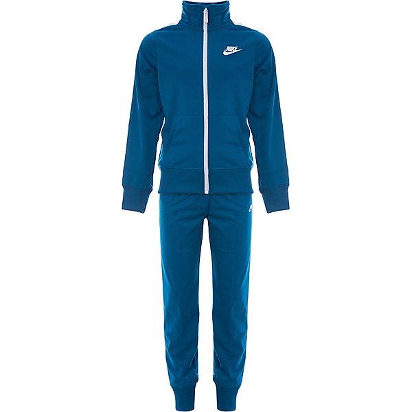 Спортивный костюм NIKEСпортивная одежда<br>Спортивный костюм NIKE<br>Состав:<br>полиэстер 100%<br>Ширина мм: 247; Глубина мм: 16; Высота мм: 140; Вес г: 225; Цвет: разноцветный; Возраст от месяцев: 84; Возраст до месяцев: 96; Пол: Унисекс; Возраст: Детский; Размер: 122/128,158/170,146/158,137/147,128/137; SKU: 7741919;
