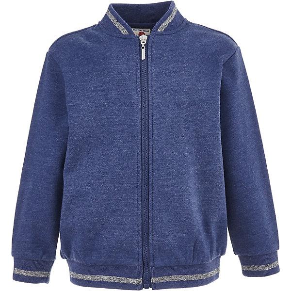 Толстовка Button Blue для девочкиТолстовки<br>Толстовка Button Blue для девочки<br>Толстовка на молнии - дешевая, удобная и практичная одежда, идеально подходящая для прохладной погоды. Ее легко снять, если станет жарко, под нее можно надевать самую разнообразную одежду, и она подходит к различным образам. Модель украшена надписью на спине, что выделяет ее на фоне других. Чтобы порадовать девочку модной и комфортной вещью, можно купить детскую толстовку Button Blue.<br>Состав:<br>60% хлопок 40% полиэстер<br>Ширина мм: 190; Глубина мм: 74; Высота мм: 229; Вес г: 236; Цвет: темно-синий; Возраст от месяцев: 144; Возраст до месяцев: 156; Пол: Женский; Возраст: Детский; Размер: 158,152,146,140,134,128,122,116,110,104,98; SKU: 7745071;