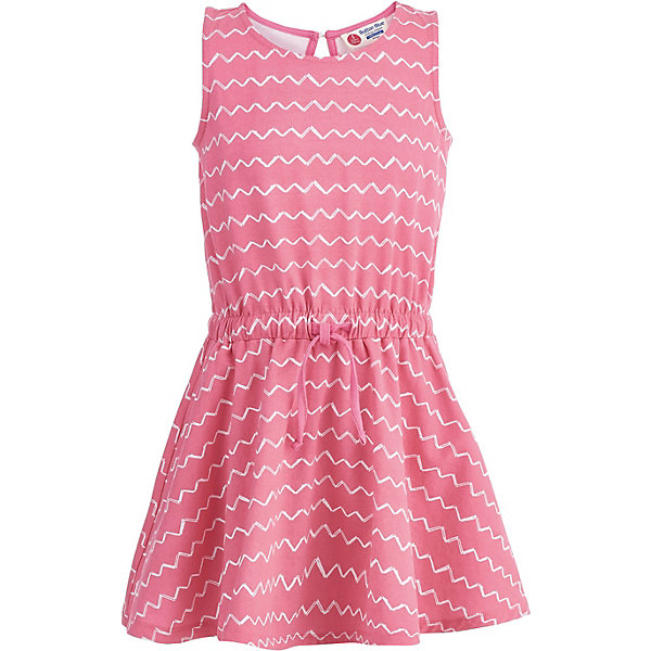 Платье Button Blue для девочкиПлатья и сарафаны<br>Характеристики товара:<br><br>• цвет: розовый<br>• состав ткани: 95% хлопок, 5% эластан<br>• сезон: лето<br>• застежка: пуговица<br>• без рукавов<br>• страна бренда: Россия<br><br>Удобное платье для детей отличается популярным в наступающем сезоне силуэтом. Такое детское платье сделано из хлопковой ткани, которая отлично подходит для теплой погоды. Модное платье для ребенка от популярного бренда Button Blue выполнено в приятном оттенке. <br><br>Платье Button Blue (Баттон Блю) для девочки можно купить в нашем интернет-магазине.<br>Ширина мм: 236; Глубина мм: 16; Высота мм: 184; Вес г: 177; Цвет: розовый; Возраст от месяцев: 36; Возраст до месяцев: 48; Пол: Женский; Возраст: Детский; Размер: 104,98,158,152,146,140,134,128,122,116,110; SKU: 7745299;