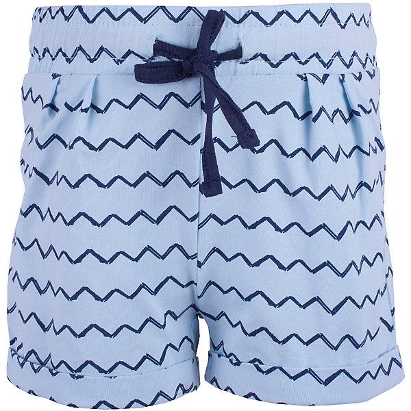 Шорты Button Blue для девочкиШорты, бриджи, капри<br>Характеристики товара:<br><br>• цвет: голубой<br>• состав ткани: 95% хлопок, 5% эластан<br>• сезон: лето<br>• талия: резинка, шнурок<br>• страна бренда: Россия<br><br>Голубые детские шорты сделаны из принтованной ткани, которая отлично подходит для теплой погоды. Летние шорты для ребенка от популярного бренда Button Blue выполнены в приятном цвете. Эти шорты для детей отличаются популярным в наступающем сезоне силуэтом.<br><br>Шорты Button Blue (Баттон Блю) для девочки можно купить в нашем интернет-магазине.<br>Ширина мм: 191; Глубина мм: 10; Высота мм: 175; Вес г: 273; Цвет: голубой; Возраст от месяцев: 24; Возраст до месяцев: 36; Пол: Женский; Возраст: Детский; Размер: 98,158,152,146,140,134,128,122,116,110,104; SKU: 7745406;