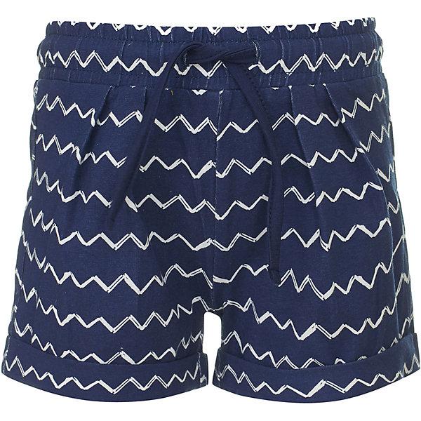 Шорты Button Blue для девочкиШорты, бриджи, капри<br>Характеристики товара:<br><br>• цвет: синий<br>• состав ткани: 95% хлопок, 5% эластан<br>• сезон: лето<br>• талия: резинка, шнурок<br>• страна бренда: Россия<br><br>Практичные трикотажные шорты для ребенка от известного бренда Button Blue отличаются мягкой резинкой в поясе. Такие детские шорты, как и другие модели одежды для ребенка от Button Blue - качественная стильная вещь по доступной цене. Такие шорты для детей выполнены из легкой натуральной ткани. <br><br>Шорты Button Blue (Баттон Блю) для девочки можно купить в нашем интернет-магазине.<br>Ширина мм: 191; Глубина мм: 10; Высота мм: 175; Вес г: 273; Цвет: темно-синий; Возраст от месяцев: 144; Возраст до месяцев: 156; Пол: Женский; Возраст: Детский; Размер: 158,98,104,110,116,122,128,134,140,146,152; SKU: 7745430;