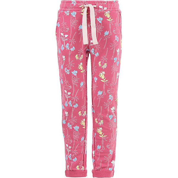 Брюки Button Blue для девочкиБрюки<br>Характеристики товара:<br><br>• цвет: розовый<br>• состав ткани: 60% хлопок, 40% полиэстер<br>• сезон: демисезон<br>• особенности модели: спортивный стиль<br>• талия: резинка, шнурок<br>• страна бренда: Россия<br><br>Принтованные брюки для детей дополнены мягкой резинкой и шнурком на поясе. Брюки для ребенка от популярного бренда Button Blue позволят обеспечить ребенку комфорт благодаря высокому качеству пошива и продуманному крою. Материал этих детских брюк - преимущественно легкий натуральный хлопок, который создает оптимальные условия для тела. <br><br>Брюки Button Blue (Баттон Блю) для девочки можно купить в нашем интернет-магазине.<br>Ширина мм: 215; Глубина мм: 88; Высота мм: 191; Вес г: 336; Цвет: розовый; Возраст от месяцев: 144; Возраст до месяцев: 156; Пол: Женский; Возраст: Детский; Размер: 128,122,116,110,104,158,98,152,146,140,134; SKU: 7745634;