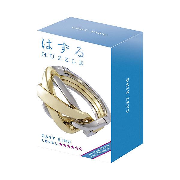 Головоломка Huzzle Cast КольцоКлассические головоломки<br>Характеристики товара:<br><br>• возраст: от 8 лет;<br>• материал: металл;<br>• уровень сложности: 3;<br>• размер упаковки: 12х7,5х4,5 см;<br>• вес упаковки: 155 гр.;<br>• страна бренда: Япония.<br><br>Головоломка Huzzle Cast Кольцо - это занимательное и интересное занятие для детей и взрослых, которое способствует развитию пространственного мышления, усидчивости, внимания, требует смекалки и сообразительности.<br><br>Смысл головоломки заключается в том, чтобы разделить детали головоломки, а затем снова соединить их. На первый взгляд может показаться, что это очень просто, но на самом деле здесь есть небольшой подвох. Поэтому новички должны быть крайне осторожны, и не пытаться применить силу, чтобы не повредить головоломку.<br><br>Головоломка Huzzle Cast Кольцо можно купить в нашем интернет-магазине.<br>Ширина мм: 75; Глубина мм: 45; Высота мм: 120; Вес г: 131; Возраст от месяцев: 96; Возраст до месяцев: 2147483647; Пол: Унисекс; Возраст: Детский; SKU: 7749374;