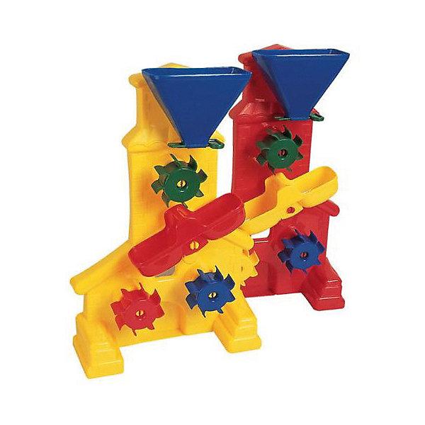 Мельница ALTACTO,42 смИграем в песочнице<br>Характеристики:<br><br>• возраст: от 1 года;<br>• материал: пластик;<br>• вес упаковки: 386 гр.;<br>• размер упаковки: 42х27х9 см;<br>• страна бренда: Китай;<br>• цвет в ассортименте.<br><br>Мельница Altacto – интересная игрушка с подвижными лопастями, весами и воронкой. Подойдет для игр во время купания или в песочнице. Во время игры малыш знакомится с физическими процессами. Сделано из прочного безопасного пластика.<br><br>Внимание! Цвет игрушки представлен в ассортименте, выбрать определенный заранее невозможно.<br><br>Мельницу ALTACTO, 42 см можно купить в нашем интернет-магазине.<br>Ширина мм: 42; Глубина мм: 27; Высота мм: 9; Вес г: 386; Цвет: разноцветный; Возраст от месяцев: 12; Возраст до месяцев: 36; Пол: Унисекс; Возраст: Детский; SKU: 7753533;