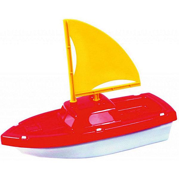Парусник ALTACTO, 28 смКорабли и лодки<br>Характеристики:<br><br>• возраст: от 1 года;<br>• материал: пластик;<br>• цвет: красный;<br>• вес: 125 гр.;<br>• размер упаковки: 28х21х12 см;<br>• страна бренда: Китай;<br><br>Парусник Altacto подойдет для игр в ванной и на природе. Игрушка в виде катера с парусником отлично держится на плаву, имеет детализированный корпус. Сделано из безопасного пластика.<br><br>Парусник ALTACTO, 28 см можно купить в нашем интернет-магазине.<br>Ширина мм: 28; Глубина мм: 21; Высота мм: 12; Вес г: 125; Цвет: красный; Возраст от месяцев: 12; Возраст до месяцев: 36; Пол: Унисекс; Возраст: Детский; SKU: 7753573;