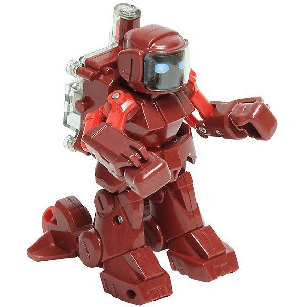 Робот и/к  Mioshi  Боевой робот: участник, 7,5x6,2x9 см, красныйРоботы<br>Характеристики:<br><br>• возраст: от 6 лет;<br>• материал: пластмасса;<br>• цвет: красный;<br>• тип батарейки: 4хАА;<br>• в наборе: робот, пульт управления, инструкция;<br>• вес: 406 гр.;<br>• размер упаковки: 19х9х19 см;<br>• страна бренда: Китай.<br><br>Робот с инфракрасным управлением Mioshi «Боевой робот: участник» умеет повторять движения рук игрока, который управляет пультом. Этот робот отлично дерется, поэтому можно устраивать схватки между двумя или тремя такими игрушками. Бой получится незабываемый!<br><br>У робота детализированный корпус, подвижные руки, в ноги встроены колесики. Имеются звуковые эффекты. Игрушка выполнена из качественных безопасных материалов, устойчива к механическому воздействию.<br><br>Робота Mioshi и/к «Боевой робот: участник», 7,5х6,2х9 см, красный можно купить в нашем интернет-магазине.<br>Ширина мм: 19; Глубина мм: 9; Высота мм: 19; Вес г: 406; Цвет: красный; Возраст от месяцев: 72; Возраст до месяцев: 144; Пол: Унисекс; Возраст: Детский; SKU: 7753575;