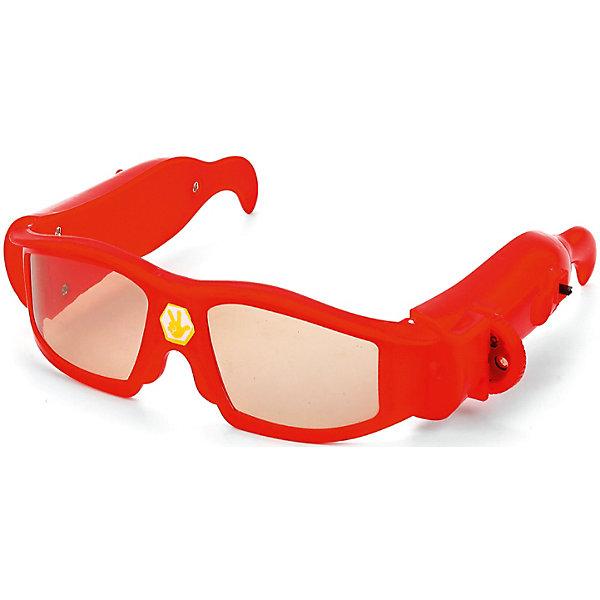 Очки-проектор Фиксики с 5 слайдами.Детские гаджеты<br>Характеристики товара:<br><br>• возраст: от 3 лет;<br>• размер упаковки: 22x5x18 см.;<br>• вес: 120 гр.;<br>• комплектация: очки;<br>• из чего сделана игрушка (состав): пластик;<br>• упаковка: блистер на картоне.<br><br>Очки-проектор укомплектованы специальными линзами, безопасными для зрения малыша. <br><br>Надев очки, ребенок сможет просматривать слайды с изображениями персонажей мультфильма Фиксики.<br><br>Всего в очках 5 занимательных слайдов.<br><br>Простор для игр с очками очень широк. Можно не просто смотреть на проекции, но и подключать очки к сюжетным играм.<br><br>Изготовлены очки из высококачественного пластика, соответствующего всем современным нормам и стандартам безопасности.<br><br>Очки-проектор «Фиксики» можно купить в нашем интернет-магазине.<br>Ширина мм: 220; Глубина мм: 50; Высота мм: 180; Вес г: 120; Цвет: красный; Возраст от месяцев: 36; Возраст до месяцев: 60; Пол: Унисекс; Возраст: Детский; SKU: 7754786;