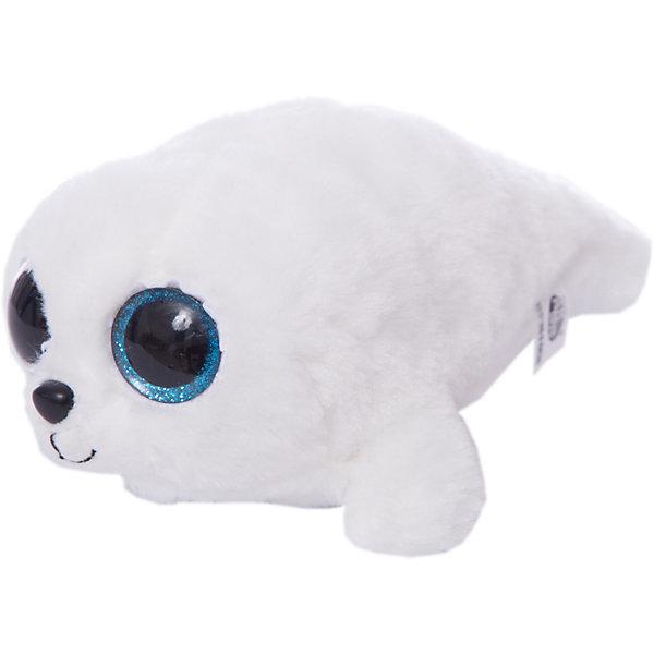 Мягкая игрушка Abtoys Тюлень белый, 15 смМягкие игрушки животные<br>Характеристики товара:<br><br>• возраст: от 3 лет;<br>• размер: 15х10х15 см;<br>• вес: 200 г;<br>• материал: пластик, текстиль, искусственный мех;<br>• бренд: ABtoys.<br><br>Маленький белый тюлень от бренда ABtoys понравится каждому малышу. Такая игрушка сможет стать лучшим другом вашего ребенка.<br><br>У него большие голубые глазки и аккуратный черный носик. Тюлень смотрит добрым доверчивым взглядом, приглашая поиграть с собой.<br><br>Игрушка выполнена из качественных материалов, абсолютно безопасных для детей.<br><br>Белого тюленя ABtoys  можно купить в нашем интернет-магазине.<br>Ширина мм: 150; Глубина мм: 100; Высота мм: 50; Вес г: 200; Цвет: белый; Возраст от месяцев: 36; Возраст до месяцев: 120; Пол: Унисекс; Возраст: Детский; SKU: 7766943;