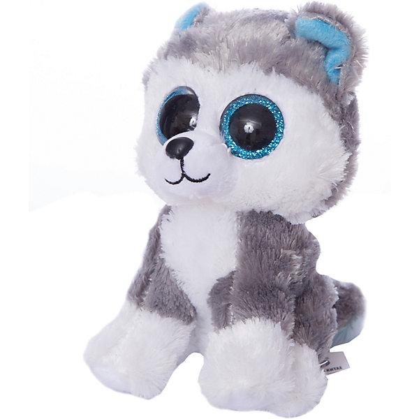 Мягкая игрушка Abtoys Собачка хаски, 15 смМягкие игрушки животные<br>Характеристики товара:<br><br>• возраст: от 3 лет;<br>• размер: 15х10х15 см;<br>• вес: 200 г;<br>• материал: пластик, текстиль, искусственный мех;<br>• бренд: ABtoys.<br><br>Маленькая милая собачка Хаски от бренда ABtoys понравится каждому малышу. Такая игрушка сможет стать лучшим другом вашего ребенка.<br><br>У этого пушистика шерсть белого и серого цвета, большие голубые глазки и черный маленький носик. Хаски смотрит добрым доверчивым взглядом, приглашая поиграть с собой.<br><br>Игрушка выполнена из качественных материалов, абсолютно безопасных для детей.<br><br>Собачку Хаски ABtoys можно купить в нашем интернет-магазине.<br>Ширина мм: 150; Глубина мм: 80; Высота мм: 110; Вес г: 80; Цвет: белый/серый; Возраст от месяцев: 36; Возраст до месяцев: 120; Пол: Унисекс; Возраст: Детский; SKU: 7766959;