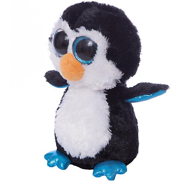 Мягкая игрушка Abtoys Пингвин черный, 15 смМягкие игрушки животные<br>Характеристики товара:<br><br>• возраст: от 3 лет;<br>• размер: 15х10х15 см;<br>• вес: 200 г;<br>• материал: пластик, текстиль, искусственный мех;<br>• бренд: ABtoys.<br><br>Маленький милый пингвин от бренда ABtoys понравится каждому малышу. Такая игрушка сможет стать лучшим другом вашего ребенка.<br><br>У этого пингвинёнка большие голубые глазки, блестящие голубые лапки и желтый клювик. Пингвин смотрит добрым доверчивым взглядом, приглашая поиграть с собой.<br><br>Игрушка выполнена из качественных материалов, абсолютно безопасных для детей.<br><br>Пингвина ABtoys можно купить в нашем интернет-магазине.<br>Ширина мм: 150; Глубина мм: 50; Высота мм: 150; Вес г: 200; Цвет: черный; Возраст от месяцев: 36; Возраст до месяцев: 120; Пол: Унисекс; Возраст: Детский; SKU: 7766997;