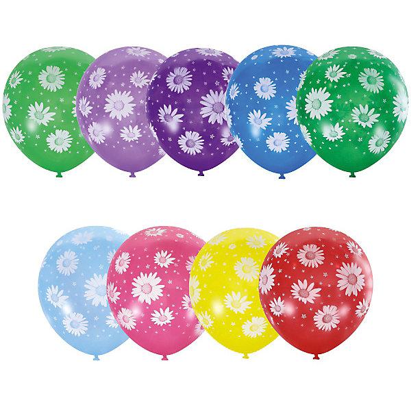 M 12/30см Пастель+Декоратор (растр) 5 ст. рис Ромашки 25штВоздушные шары<br>Характеристики:<br><br>• тип товара: воздушные шары;<br>• возраст: от 3 лет;<br>• цвет: ассорти;<br>• комплектация: 25 шт;<br>• размер: 30 см;<br>• материал: латекс;<br>• вес: 85 гр;<br>• размер: 15х10х2 см; <br>• страна бренда: Мексика;<br>• бренд: Latex Occidental.<br>   <br>Шары M 12/30см Пастель+Декоратор (растр) 4 ст. рис «Ромашки» 25шт станут обязательным атрибутом любого праздника. Высококачественные воздушные шары из натурального латекса с круговой печатью методом шелкографии - Ромашки.  В данном ассорти представлены воздушные шары типа «пастель» и «декоратор». <br><br>Воздушные шары типа «пастель» характеризуются нежными, пастельными цветами, они непрозрачны и имеют мягкий блик. Воздушные шары типа «декоратор» характеризуются обширной цветовой палитрой и в зависимости от цвета бывают полупрозрачными и матовыми. <br><br>В данном ассорти собраны разноцветные воздушные шары с тремя разными дизайнами фантазийных цветов, ассорти собрано в случайном соотношении. Воздушные шары производства Латекс Оксидентл характеризуются эластичным латексом, равномерным окрасом шара и высоким качеством. Эти воздушные шары удобны оформителям в работе благодаря хвостику, который растягивается до 20см.  <br><br>Шары M 12/30см Пастель+Декоратор (растр) 4 ст. рис «Ромашки» 25шт можно купить в нашем интернет-магазине.<br>Ширина мм: 150; Глубина мм: 100; Высота мм: 20; Вес г: 90; Возраст от месяцев: 36; Возраст до месяцев: 2147483647; Пол: Женский; Возраст: Детский; SKU: 7771151;