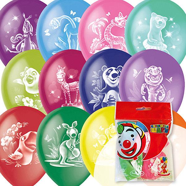 M 12/30см Пастель+Декоратор (растр) 2 ст. рис Веселый зоопарк 10штВоздушные шары<br>Характеристики:<br><br>• тип товара: воздушные шары;<br>• возраст: от 3 лет;<br>• цвет: ассорти;<br>• комплектация: 10 шт;<br>• размер: 30 см;<br>• материал: латекс;<br>• вес: 40 гр;<br>• размер: 15х10х2 см; <br>• страна бренда: Мексика;<br>• бренд: Latex Occidental.<br>   <br>Шары M 12/30см Пастель+Декоратор (растр) 2 ст. рис «Веселый зоопарк» 10шт станут обязательным атрибутом любого праздника. Высококачественные воздушные шары из натурального латекса с изображением животных.<br><br>В упаковке собраны разноцветные шарики расцветки «пастель» и «декоратор». Воздушные шары производства Латекс Оксидентл отличаются эластичным латексом, высоким качеством и равномерным окрасом шара. Благодаря хвостику, который растягивается до 20 см очень удобны в оформлении.<br><br>Шары M 12/30см Пастель+Декоратор (растр) 2 ст. рис «Веселый зоопарк» 10шт можно купить в нашем интернет-магазине.<br>Ширина мм: 150; Глубина мм: 100; Высота мм: 20; Вес г: 40; Возраст от месяцев: 36; Возраст до месяцев: 2147483647; Пол: Унисекс; Возраст: Детский; SKU: 7771173;