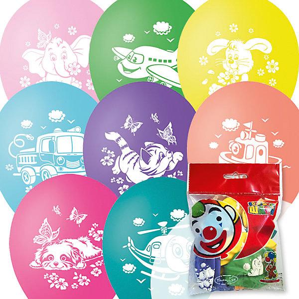 M 12/30см Пастель+Декоратор (шелк) 2 ст. рис Детская тематика 10штВоздушные шары<br>Характеристики:<br><br>• тип товара: воздушные шары;<br>• возраст: от 3 лет;<br>• цвет: ассорти;<br>• комплектация: 10 шт;<br>• размер: 30 см;<br>• материал: латекс;<br>• вес: 40 гр;<br>• размер: 15х10х2 см; <br>• страна бренда: Мексика;<br>• бренд: Latex Occidental.<br>   <br>Шары M 12/30см Пастель+Декоратор (шелк) 2 ст. рис «Детская тематика» 10шт станут обязательным атрибутом любого праздника. Высококачественные воздушные шары из натурального латекса. <br><br>В упаковке собраны разноцветные шарики расцветки «пастель» и «декоратор». Воздушные шары производства Латекс Оксидентл отличаются эластичным латексом, высоким качеством и равномерным окрасом шара. Благодаря хвостику, который растягивается до 20 см очень удобны в оформлении.<br><br>Шары M 12/30см Пастель+Декоратор (шелк) 2 ст. рис «Детская тематика» 10шт можно купить в нашем интернет-магазине.<br>Ширина мм: 150; Глубина мм: 100; Высота мм: 20; Вес г: 40; Возраст от месяцев: 36; Возраст до месяцев: 2147483647; Пол: Унисекс; Возраст: Детский; SKU: 7771239;
