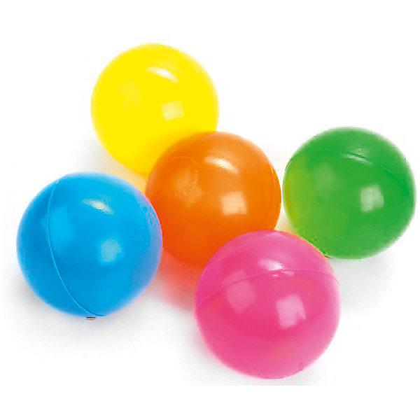 Набор шаров Играем вместе  для игрового центра  в сетке, 5 смИгровые центры<br>Характеристики товара:<br><br>• возраст: от 3 лет;<br>• материал: пластик;<br>• диаметр шара: 5 см;<br>• размер упаковки: 35х28х17 см;<br>• вес упаковки: 390 гр.<br><br>Набор шариков Играем вместе подойдет для использования в сухом бассейне, для игр в манеже, палатке, игровом центре или ванной. Выполнены шарики из качественного безопасного пластика.<br><br>Набор шариков Играем вместе можно приобрести в нашем интернет-магазине.<br>Ширина мм: 280; Глубина мм: 170; Высота мм: 350; Вес г: 390; Возраст от месяцев: 12; Возраст до месяцев: 36; Пол: Унисекс; Возраст: Детский; SKU: 7771757;