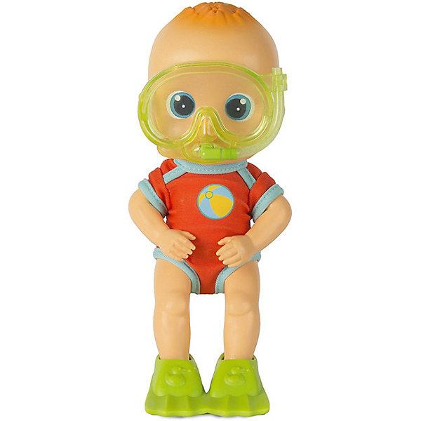 Кукла для купания IMC Toys КобиКуклы<br>Характеристики товара:<br><br>• возраст: от 3 лет;<br>• материал: пластик;<br>• в комплекте: кукла, аксессуары;<br>• размер упаковки: 25,5х16х9,5 см;<br>• вес упаковки: 500 гр.<br><br>Кукла для купания IMC Toys Коби сделает процесс купания в ванной веселым и увлекательным. Если нажать куколке на живот, то она выпустит струйку воды из ротика. В комплекте для куклы маска для плавания. Когда на ней надета маска, то она выпускает струйку воды из трубочки. Кукла умеет даже выпускать настоящие пузырьки.<br><br>Куклу для купания IMC Toys Коби можно приобрести в нашем интернет-магазине.<br>Ширина мм: 255; Глубина мм: 160; Высота мм: 95; Вес г: 500; Цвет: красный; Возраст от месяцев: 18; Возраст до месяцев: 36; Пол: Женский; Возраст: Детский; SKU: 7771993;