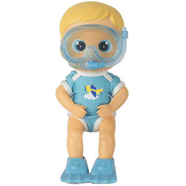 Кукла для купания IMC Toys МаксКуклы<br>Характеристики товара:<br><br>• возраст: от 3 лет;<br>• материал: пластик;<br>• в комплекте: кукла, аксессуары;<br>• размер упаковки: 25,5х16х9,5 см;<br>• вес упаковки: 500 гр.<br><br>Кукла для купания IMC Toys Макс сделает процесс купания в ванной веселым и увлекательным. Если нажать куколке на живот, то она выпустит струйку воды из ротика. В комплекте для куклы маска для плавания. Когда на ней надета маска, то она выпускает струйку воды из трубочки. Кукла умеет даже выпускать настоящие пузырьки.<br><br>Куклу для купания IMC Toys Макс можно приобрести в нашем интернет-магазине.<br>Ширина мм: 255; Глубина мм: 160; Высота мм: 95; Вес г: 500; Цвет: синий; Возраст от месяцев: 18; Возраст до месяцев: 36; Пол: Женский; Возраст: Детский; SKU: 7771995;