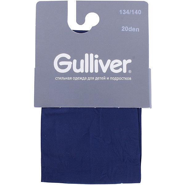 Колготки Gulliver для девочкиКолготки<br>Колготки Gulliver для девочки<br>Сделано в Италии! - эта небольшая пометка на упаковке детских колготок Gulliver - бесспорный знак качества! Италия - страна высоких технологий в производстве чулочно-носочных изделий, что, безусловно, является гарантией прочности и долговечности детских колготок. Если вы хотите купить детские колготки, красивые и качественные колготки от Gulliver гармонично завершат образ ребенка, подарив удобство, комфорт и свободу движений!<br>Состав:<br>20 den micro         94% полиамид  6% эластан<br>Ширина мм: 123; Глубина мм: 10; Высота мм: 149; Вес г: 209; Цвет: синий; Возраст от месяцев: 24; Возраст до месяцев: 36; Пол: Женский; Возраст: Детский; Размер: 98/104,158/164,146/152,134/140,122/128,110/116; SKU: 7788738;