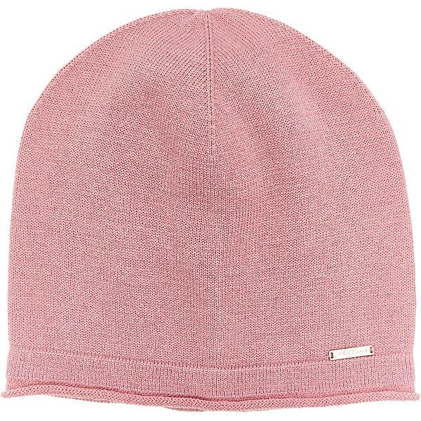 Шапка Gulliver для девочкиГоловные уборы<br>Шапка Gulliver для девочки<br>Вязаная розовая шапка с люрексом красиво завершит образ, сделав его новым, свежим, интересным. Если вы хотите сформировать нежный, комфортный и позитивный весенне-летний гардероб юной леди, шапка из коллекции Дюны- отличный выбор.<br>Состав:<br>90% хлопок, 10% люрекс<br>Ширина мм: 89; Глубина мм: 117; Высота мм: 44; Вес г: 155; Цвет: розовый; Возраст от месяцев: 144; Возраст до месяцев: 156; Пол: Женский; Возраст: Детский; Размер: 56,54; SKU: 7790144;