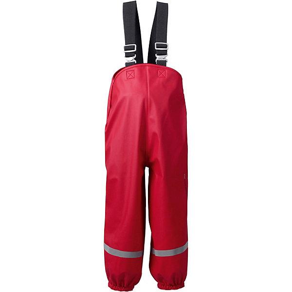 Непромокаемые брюки  PLASKEMAN DIDRIKSONS1913Верхняя одежда<br>Характеристики товара:<br><br>• внешняя ткань: Galon 100% полиуретан; <br>• подкладка: трикотаж 100% полиэстер;<br>• водонепроницаемость: 8000 мм.<br>• паропроводимость: 4000 г/м2/24ч <br>• температурный режим: от +7 градусов и выше;<br>• сезон: демисезон;<br>• эластичный материал;<br>• несъемные регулируемые лямки;<br>• штрипки на ботинок;<br>• светоотражатели;<br>• страна бренда: Швеция.<br><br>Непромокаемый полукомбинезон «PLASKEMAN» для мальчика от производителя DIDRIKSONS1913 подойдет для прогулок в дождь или сразу после дождя. Полукомбинезон можно использовать в качестве самостоятельного предмета одежды, а также в качестве защитной одежды в слякотные дни. Полукомбинезон выполнен из специального полиуретанового материала Galon, швы запаяны. Несъемные лямки брюк регулируются, предусмотрены штрипки на ботинки и светоотражающие нашивки для безопасности.<br><br>DIDRIKSONS 1913 (Швеция) - ведущий европейский производитель функциональной одежды для города, туризма, активного отдыха на природе и спорта. Непромокаемая одежда Didriksons очень проста в уходе. Загрязнения легко удаляются влажной губкой или под струей воды. <br><br>Непромокаемый полукомбинезон «PLASKEMAN» для мальчика от бренда DIDRIKSONS1913 (Дидриксон1913) можно купить в нашем интернет-магазине.<br>Ширина мм: 215; Глубина мм: 88; Высота мм: 191; Вес г: 336; Цвет: красный; Возраст от месяцев: 72; Возраст до месяцев: 84; Пол: Унисекс; Возраст: Детский; Размер: 120,110,100,90,80,70; SKU: 7797293;