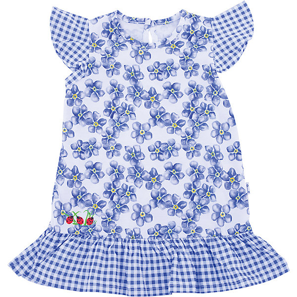 Платье АпрельПлатья и сарафаны<br>Характеристики товара:<br><br>• цвет: белый<br>• состав ткани: 100% хлопок<br>• сезон: лето<br>• застежка: пуговица<br>• без рукавов<br>• страна бренда: Россия<br><br><br>Хлопковое платье для ребенка от популярного бренда Апрель декорировано оригинальным принтом. Материал этого детского платья - чистый натуральный хлопок, который позволит создать комфортные условия для тела. Такое платье для детей смотрится симпатично и модно.<br><br>Платье Апрель можно купить в нашем интернет-магазине.<br>Ширина мм: 236; Глубина мм: 16; Высота мм: 184; Вес г: 177; Цвет: разноцветный; Возраст от месяцев: 6; Возраст до месяцев: 9; Пол: Унисекс; Возраст: Детский; Размер: 74,98,92,86,80; SKU: 7799353;