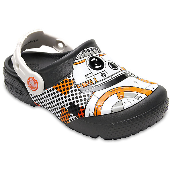 Сабо Star Wars CROCS для мальчикаПляжная обувь<br>Сабо Star Wars CROCS для мальчика<br>CrocsFunLab BB-8 Clog<br>Состав:<br>100% полимер Croslite™<br>Ширина мм: 225; Глубина мм: 139; Высота мм: 112; Вес г: 290; Цвет: серый; Возраст от месяцев: 24; Возраст до месяцев: 36; Пол: Мужской; Возраст: Детский; Размер: 26,34/35,33/34,31/32,30,29,28,27,25,24,23,22,21; SKU: 7841164;