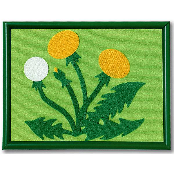 Набор STIGIS Аппликация Одуванчик с рамкой,  20х15Аппликации из бумаги<br>Характеристики:<br><br>• набор для творчества;<br>• аппликация из ткани;<br>• тема набора: цветы;<br>• способ крепления: готовый рисунок прижать утюгом;<br>• материал: специальная ткань Stigis-textile;<br>• ткань хорошо режется и не сечется;<br>• размер рамки: 20х15 см;<br>• размер упаковки: 22х17х2 см;<br>• вес: 95 г.<br><br>Комплектация набора: <br><br>• фон для картинки 20х15 см, <br>• ткань различных расцветок с уникальным термоклеевым слоем, <br>• выкройка, <br>• рамка, <br>• инструкция.<br><br>Цветочная композиция «Одуванчик»сочетает в себе жизнерадостный желтый и гармоничный зеленый цвет. В совокупности эти цвета успокаивают и поднимают настроение. <br><br>Аппликация-картинка изготавливается из ткани. Детали для создания аппликации вырезаются из ткани по контурам, на цветном фоне формируется композиция. Далее необходимо прижать готовую картинку утюгом – элементы с термоклеевой основой плотно прилегают друг к другу. Красочная аппликация помещается в рамку. <br><br>Набор STIGIS «Аппликация Одуванчик» с рамкой,  20х15 можно купить в нашем интернет-магазине.<br>Ширина мм: 230; Глубина мм: 170; Высота мм: 15; Вес г: 140; Возраст от месяцев: 84; Возраст до месяцев: 2147483647; Пол: Унисекс; Возраст: Детский; SKU: 7905681;
