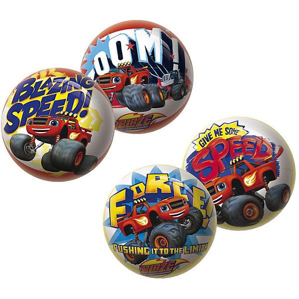 Мяч Unice Вспыш и чудо-машинки , 23 смМячи детские<br>Характеристики:<br><br>• тип игрушки: мяч;<br>• возраст: от 2 лет;<br>• материал: ПВХ;<br>• цвет: красный, желтый;<br>• вес: 150 гр;<br>• размер: 23х23х23 см;<br>• бренд: Unice.<br><br>Мяч Unice «Вспыш и чудо-машинки», для девочек 23 см удобен для самых маленьких ребят своим небольшим диаметром, гладкостью, отличной прыгучестью и яркостью. Он станет отличным решением для игр как на открытом воздухе, так и в просторном помещении. Мячик изготавливается из сертифицированных качественных материалов.<br><br>Яркие красочные рисунки привлекут внимание самых маленьких игроков. Диаметр изделия идеален для малышей, мячик удобно держать в ладошках и пинать ножками. Мяч незаменим для веселых подвижных игр в большой компании, которые способствуют развитию глазомера, воображения, скорости реакции, ловкости.<br><br>Для изготовления мяча используется ПВХ высочайшего качества, благодаря чему он очень упругий. Изображения на изделии отличаются высокой стойкостью, они не потускнеют со временем и не сотрутся при частых играх.<br><br>Мяч Unice «Вспыш и чудо-машинки», для девочек 23 см можно купить в нашем интернет-магазине.<br>Ширина мм: 23; Глубина мм: 23; Высота мм: 23; Вес г: 150; Возраст от месяцев: 24; Возраст до месяцев: 60; Пол: Унисекс; Возраст: Детский; SKU: 7905772;