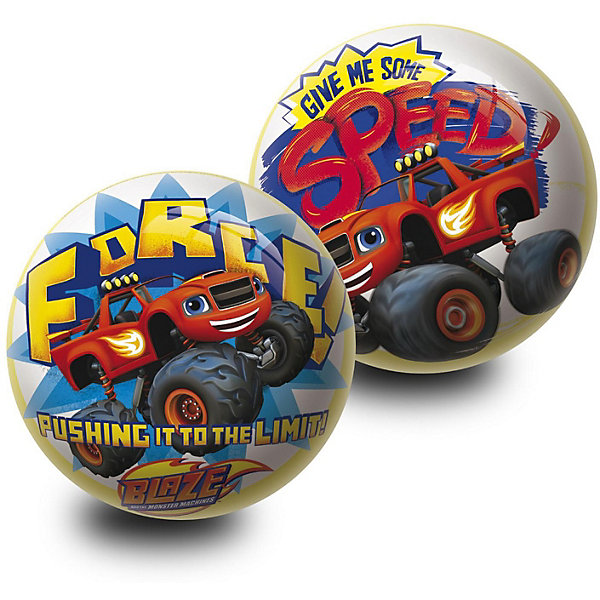 Мяч Unice Вспыш и чудо-машинки , 23смМячи детские<br>Характеристики:<br><br>• тип игрушки: мяч;<br>• возраст: от 2 лет;<br>• материал: ПВХ;<br>• цвет: красный, желтый;<br>• вес: 150 гр;<br>• размер: 23х23х23 см;<br>• бренд: Unice.<br><br>Мяч Unice «Вспыш и чудо-машинки», для девочек 23 см удобен для самых маленьких ребят своим небольшим диаметром, гладкостью, отличной прыгучестью и яркостью. Он станет отличным решением для игр как на открытом воздухе, так и в просторном помещении. Мячик изготавливается из сертифицированных качественных материалов.<br><br>Яркие красочные рисунки привлекут внимание самых маленьких игроков. Диаметр изделия идеален для малышей, мячик удобно держать в ладошках и пинать ножками. Мяч незаменим для веселых подвижных игр в большой компании, которые способствуют развитию глазомера, воображения, скорости реакции, ловкости.<br><br>Для изготовления мяча используется ПВХ высочайшего качества, благодаря чему он очень упругий. Изображения на изделии отличаются высокой стойкостью, они не потускнеют со временем и не сотрутся при частых играх.<br><br>Мяч Unice «Вспыш и чудо-машинки», для девочек 23 см можно купить в нашем интернет-магазине.<br>Ширина мм: 23; Глубина мм: 23; Высота мм: 23; Вес г: 150; Возраст от месяцев: 24; Возраст до месяцев: 60; Пол: Унисекс; Возраст: Детский; SKU: 7905780;