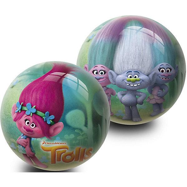 Мяч Unice Тролли , 23 смТролли<br>Характеристики:<br><br>• тип игрушки: мяч;<br>• возраст: от 2 лет;<br>• материал: ПВХ;<br>• цвет: серый, розовый;<br>• вес: 150 гр;<br>• размер: 23х23х23 см;<br>• бренд: Unice.<br><br>Мяч Unice «Тролли», для девочек 23 см удобен для самых маленьких ребят своим небольшим диаметром, гладкостью, отличной прыгучестью и яркостью. Он станет отличным решением для игр как на открытом воздухе, так и в просторном помещении. Мячик изготавливается из сертифицированных качественных материалов.<br><br>Яркие красочные рисунки привлекут внимание самых маленьких игроков. Диаметр изделия идеален для малышей, мячик удобно держать в ладошках и пинать ножками. Мяч незаменим для веселых подвижных игр в большой компании, которые способствуют развитию глазомера, воображения, скорости реакции, ловкости.<br><br>Для изготовления мяча используется ПВХ высочайшего качества, благодаря чему он очень упругий. Изображения на изделии отличаются высокой стойкостью, они не потускнеют со временем и не сотрутся при частых играх.<br><br>Мяч Unice «Тролли», для девочек 23 см можно купить в нашем интернет-магазине.<br>Ширина мм: 23; Глубина мм: 23; Высота мм: 23; Вес г: 150; Возраст от месяцев: 24; Возраст до месяцев: 60; Пол: Унисекс; Возраст: Детский; SKU: 7905788;