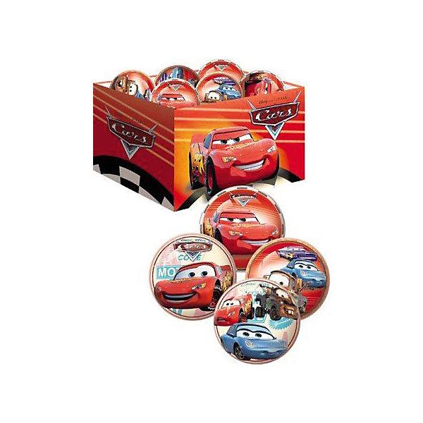 Мяч Unice Тачки, 15 смМячи детские<br>Характеристики:<br><br>• тип игрушки: мяч;<br>• возраст: от 2 лет;<br>• материал: ПВХ;<br>• цвет: желтый, коричневый;<br>• вес: 100 гр;<br>• размер: 15х15х15 см;<br>• бренд: Unice.<br><br>Мяч Unice «Тачки», 15 см отлично подойдет для активных игр дома или на природе. Мяч украшен изображениями героев мультфильма «Тачки». Мяч незаменим для активного отдыха, игры с ним способствуют физическому развитию ребенка и улучшают координацию движений. Он выполнен из безопасных для здоровья детей материалов. Небольшой диаметр мячика, позволит брать его с собой в поездки или на прогулки.<br><br>Мяч Unice «Тачки», 15 см можно купить в нашем интернет-магазине.<br>Ширина мм: 15; Глубина мм: 15; Высота мм: 15; Вес г: 100; Возраст от месяцев: 24; Возраст до месяцев: 60; Пол: Унисекс; Возраст: Детский; SKU: 7905826;