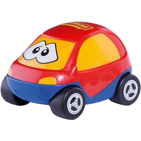 Автомобиль Полесье Жук, красныйМашинки<br>Характеристики:<br><br>• возраст: от 1 года;<br>• материал: пластик;<br>• вес упаковки: 133 гр.;<br>• размер упаковки: 13,5х10х8,5 см;<br>• страна бренда: Беларусь.<br><br>Автомобиль «Жук» от бренда «Полесье» имеет яркий дизайн, обтекаемую форму кузова и небольшие колеса, которые легко крутятся назад и вперед. На лобовом стекле машинки нарисованы глазки.<br><br>Легкая игрушка выполнена из прочного качественного пластика, не повреждается при падении, краски не выгорают со временем.<br><br>Автомобиль Полесье «Жук», красный можно купить в нашем интернет-магазине.<br>Ширина мм: 135; Глубина мм: 100; Высота мм: 85; Вес г: 133; Цвет: красный; Возраст от месяцев: 12; Возраст до месяцев: 3; Пол: Мужской; Возраст: Детский; SKU: 7906536;